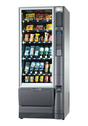 Snekovy automat ASO VENDING