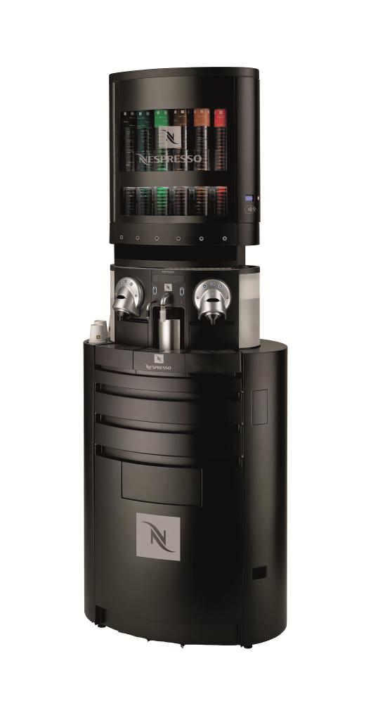Nespresso Tower