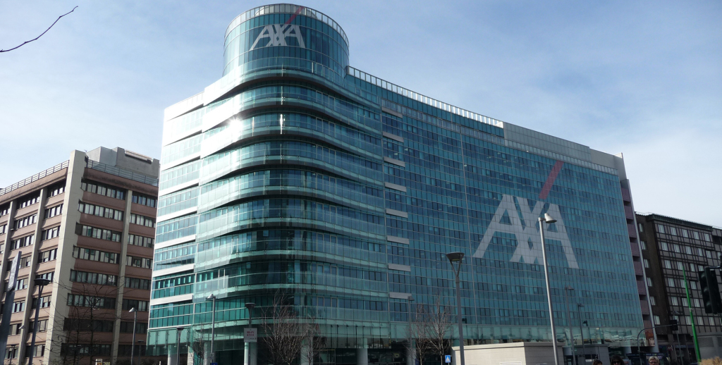 AXA centrala