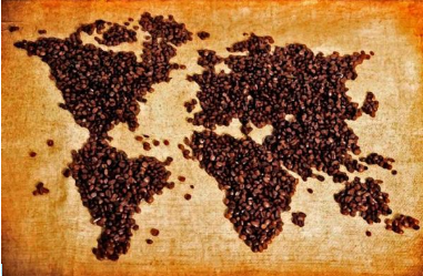 coffee geography