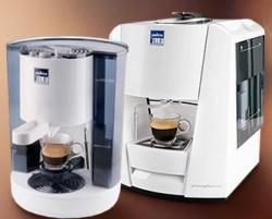 Lavazza kávovary