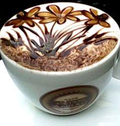 LATTE ART  kava