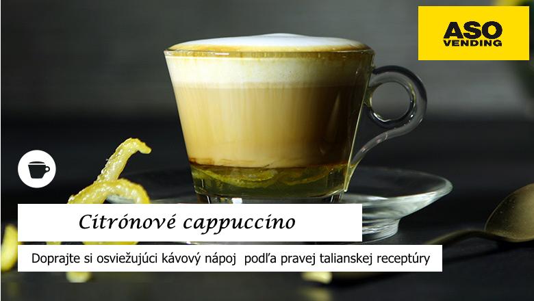 citron cappuccino