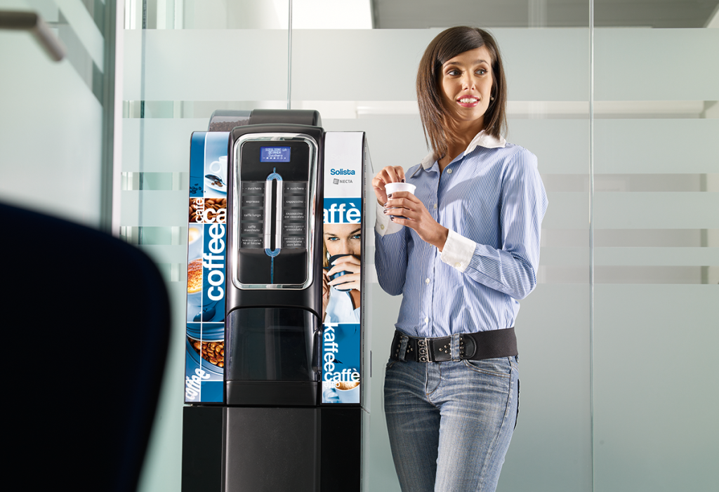 Office Coffee System ASO VENDING