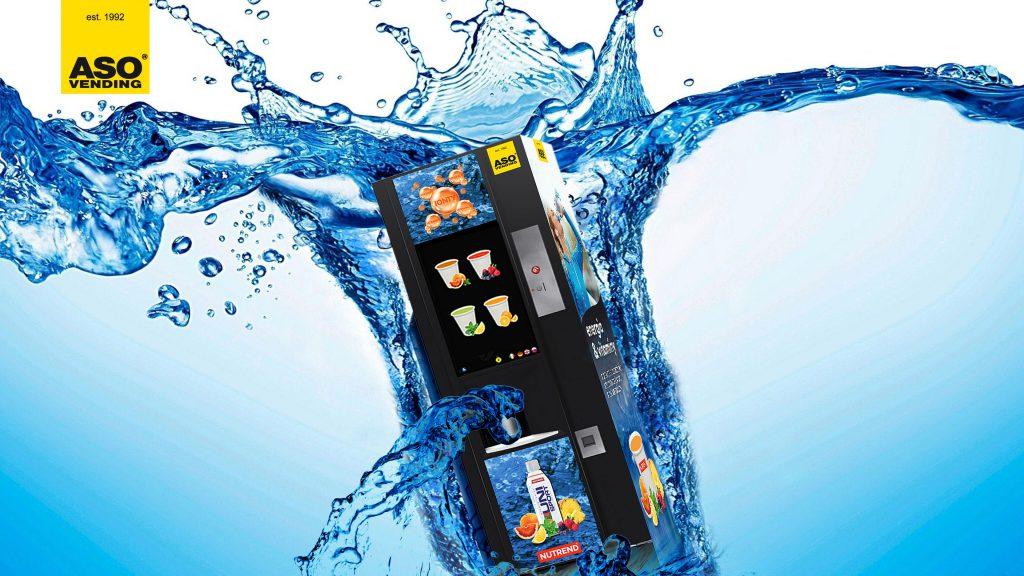 Isomat - automat na hypotonicke napoje